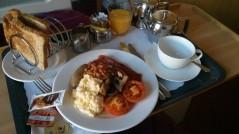 Nuffield Breakfast